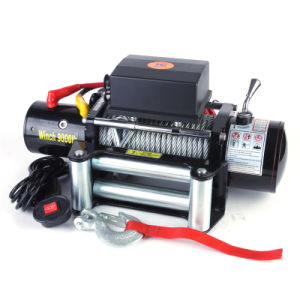 9000lb Electric Winch for 4x4 Cars pictures & photos
