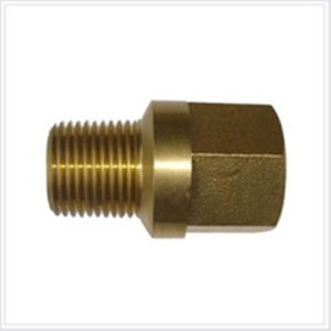 Customized Specification CNC Brass Connector pictures & photos