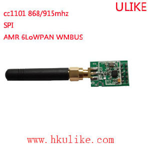 Cc1101 Wireless Module 315/433/370/868/915MHz Fsk Transceiver Module RF Module pictures & photos