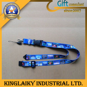 2016 New Design Polyester Neck Lanyard for Gift (KLD-012) pictures & photos