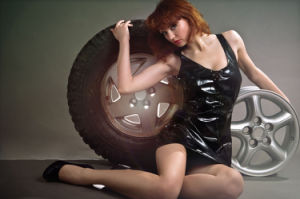 Top Quality Steel Radial Passenger Car Tyre pictures & photos