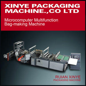Hot Sell Microcomputer Carry Bag-Making Machine pictures & photos