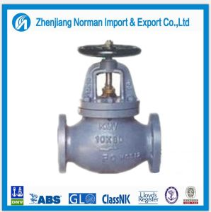 Marine Flange Cast Gate Valve pictures & photos