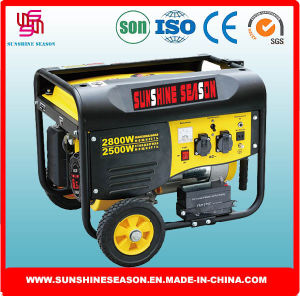 2.5kw Generating Set for Outdoor Supply with CE (SP3000E2) pictures & photos