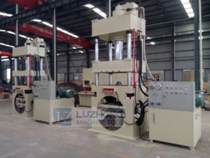 Hydraulic Column Hydraulic Deep Drawing Machine (Y27-100 Y27-200) pictures & photos