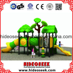 Promotion Playground Equipment Outdoor Playground with Slide pictures & photos