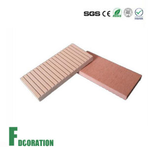 WPC Waterproof Wood Plastic Composite Wall Cladding pictures & photos