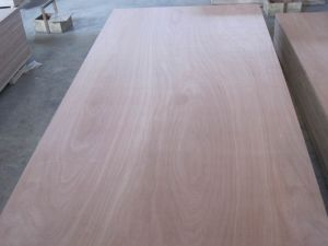 Factory-Commercial Plywood/ Pencil Cedar Red Hardwood Veneered Plywood2.7mm 4mm 9mm 12mm pictures & photos
