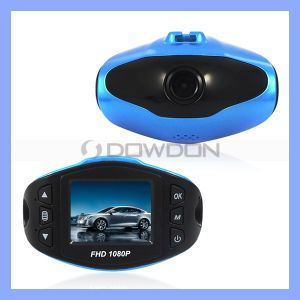 Stylish 720p Car Video Recorder Wide Angle 180 Degree FHD Car Recorder Camera Mini Car Video Camera pictures & photos