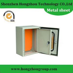 Newly Design OEM Waterproof Outdoor Electric Metal Cabinet pictures & photos