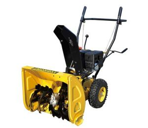 Hot Selling Gasoline Loncin 6.5HP Power Snow Thrower (ZLST651Q) pictures & photos