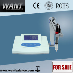 Laboratory Precision Automatic pH Meter (0.01pH) pictures & photos