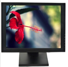 "Industrial 15"" LCD Monitor with Touch Screen pictures & photos"