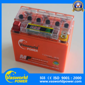 Good Design for Gel Type Motorcycle Battery 12V9ah with Displayer pictures & photos