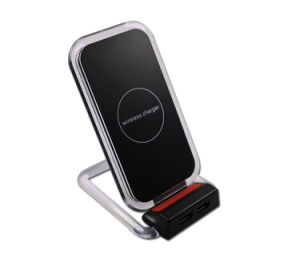 Wireless Charger for iPhone/Samsung/HTC Smartphone pictures & photos