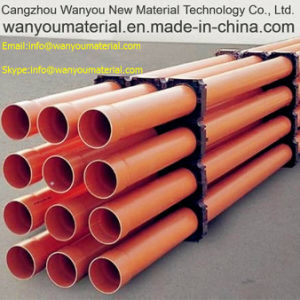 Plastic Pipe - PVC Pipe/CPVC Pipe/UPVC Pipe/PVC-U Pipe
