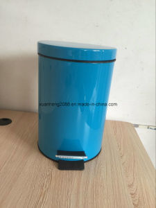 Stainless Steel Garbage Cans pictures & photos