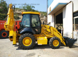7ton Backhoe Wheel Loader Wz30 25 pictures & photos