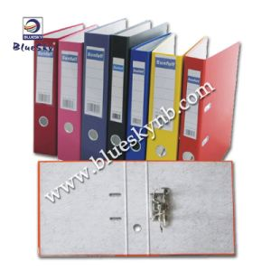 A4 Cardboard Lever Arch File (BLY8 - 0716 PF)