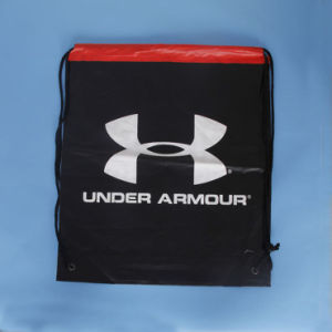 High Quality Printed Backpack Bags for Garment Shopping (FLS-8207) pictures & photos