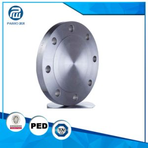 Customized High Precision ISO Stainless Steel Flange pictures & photos