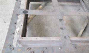 High Precision Hole Drilling by Drilling Mold