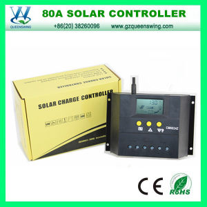 PWM 80A Solar Charge Controller (QWP-1480RSL) pictures & photos