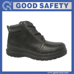 Ladies Safety Boots with PU Sole (GSI-962)