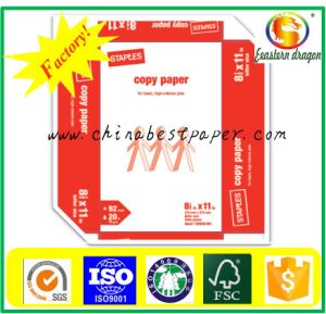 White Color for Xerox Copy Paper 80g pictures & photos