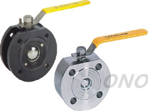Forged Steel Wafer Type Ball Valve pictures & photos