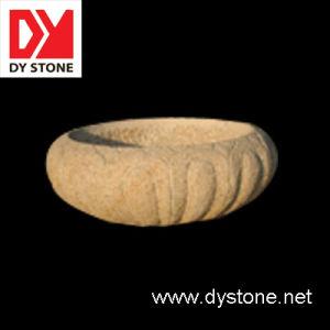 Round Flower Pot (DYGS008)