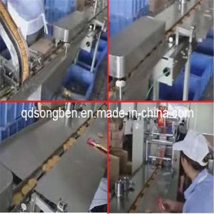 Biscuit Sandwiching Feeding & Packaging Machine pictures & photos