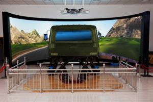 Motion Platform Driving Simulator