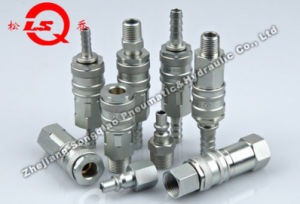 Lsq-300 Pneumatic Quick Coupling pictures & photos