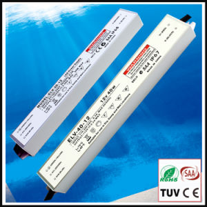 30W Constant Voltage Outdoor Waterproof IP67 LED Transformer with SAA pictures & photos