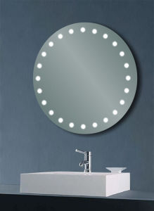 LED Bathroom Mirror with Sensor Switch