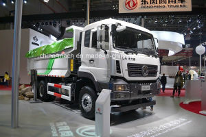 Chinese Cheapest/Lowest Dongfeng 350 HP 6X4 Heavy Tipper /Heavy Dump Truck pictures & photos