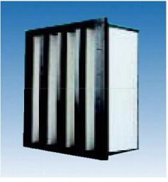 Air Filter of Secret Pleated Filter (MZ/G)