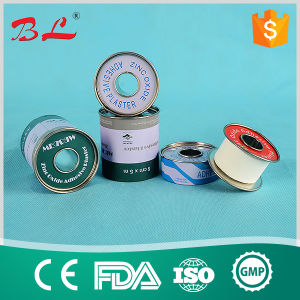 Surgical Tin Box Plaster, Medical Adhesive Plaster, Snowflakes Zinc Oxide Plaster pictures & photos