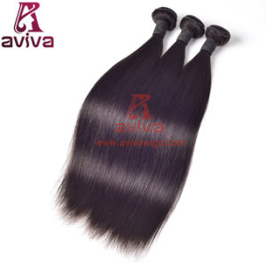 100% Top Quality Silky Straight Virgin Malaysian Human Hair pictures & photos