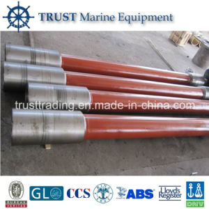Marine Forged Steel Stern Tube with CCS, ABS, Gl, Dnv, Rina, Kr, BV Certificates pictures & photos