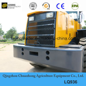 CE Certificated High Quality Chinese Brand 3ton Wheel Loader pictures & photos