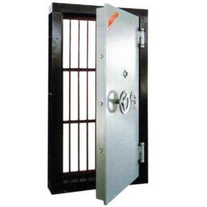 Vault Door Installation Customized Safety Door Strongroom/Modular Vault Door pictures & photos