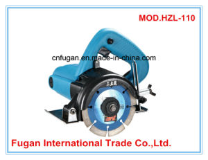 Power Tool 110mm Marble Cutter (HZL-110)