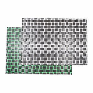 Mixed Color PP Woven Place Mat for Tabletop pictures & photos