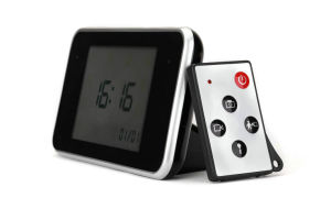 HD Remote Control Motion Detection Touch Clock Camera pictures & photos