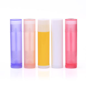 High Quality 5g Clear Lip Balm Container pictures & photos