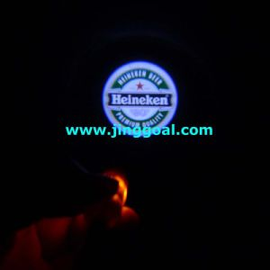 LED Projector Logo Keychain pictures & photos