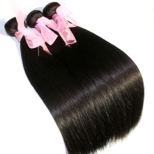 8A High Quality 100% Cambodian Remy Human Hair Silky Straight Natural Human Hair pictures & photos