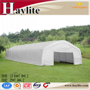 Outdoor Large Storage Tent with Anti-Fire UV Protected PVC Fabric pictures & photos